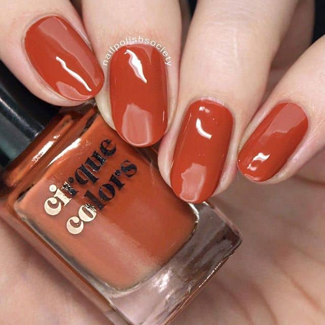 Orange Pumpkin Spice Glossy Goodness