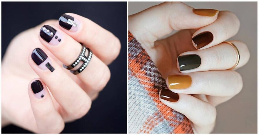 50 Stunning Short Nail Designs To Inspire Your Next Manicure In 2020