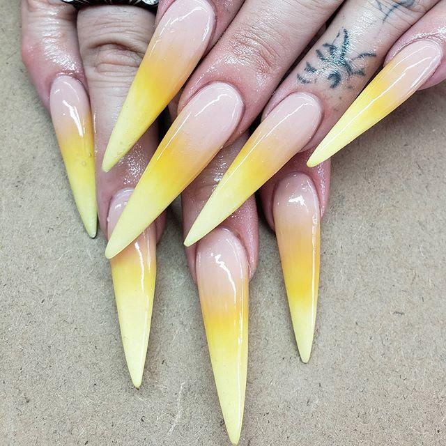 Superb Color Nail Idea
