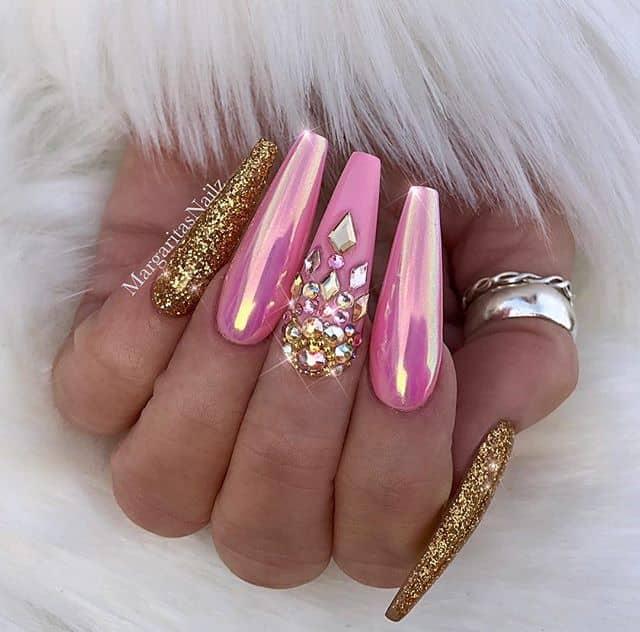 The Edgy Pink Princess