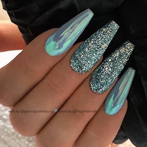 I Dream of Aquamarine Seas
