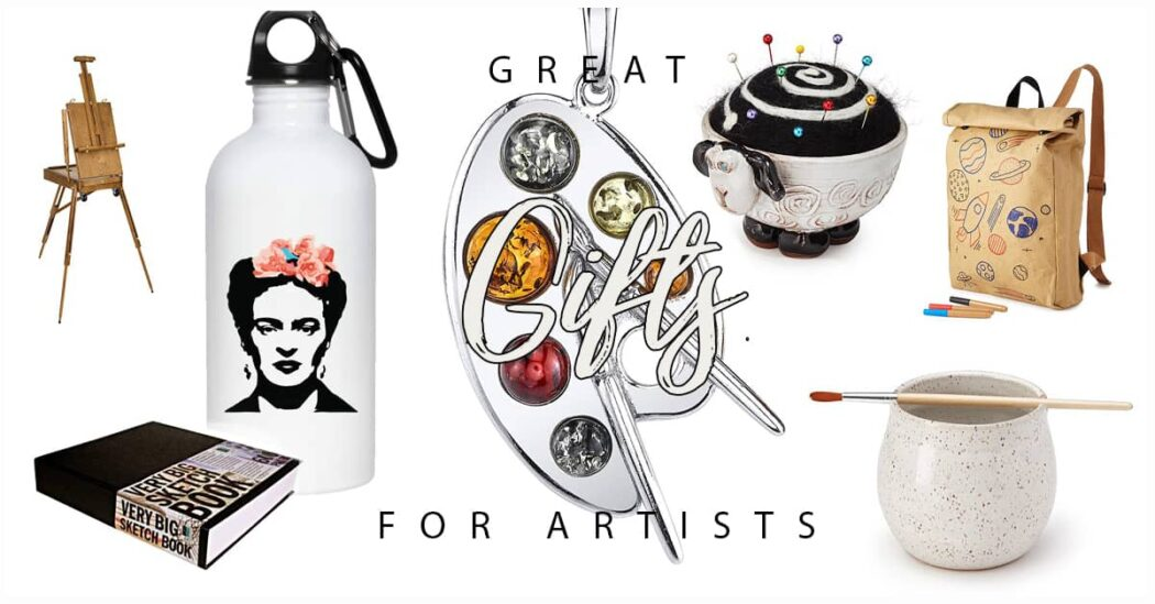 50 Gifts for Artists You Need Right Now