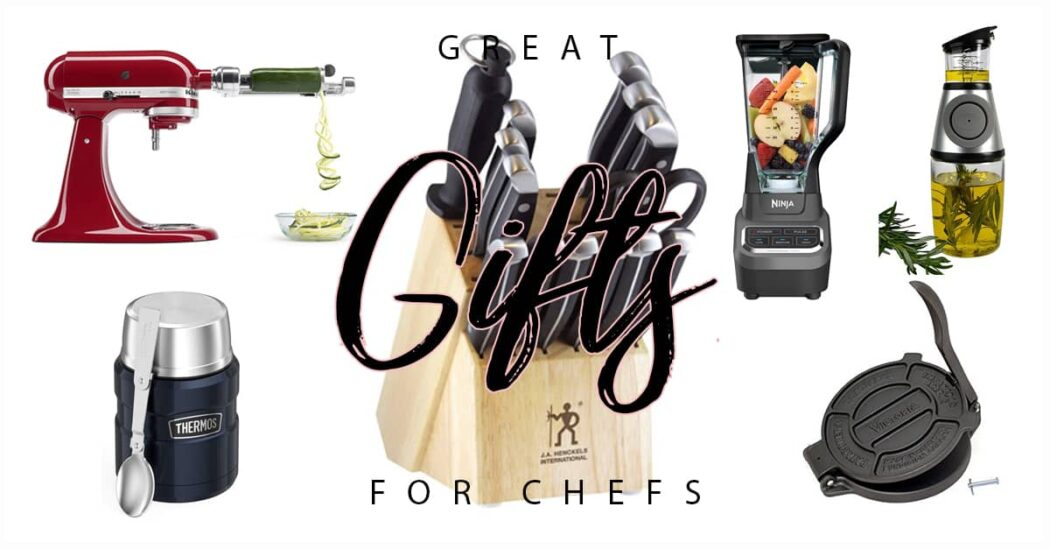 49 Cool Gifts for Chefs to Have Fun Picking Out Just the Right Cool Presents for Your Friend