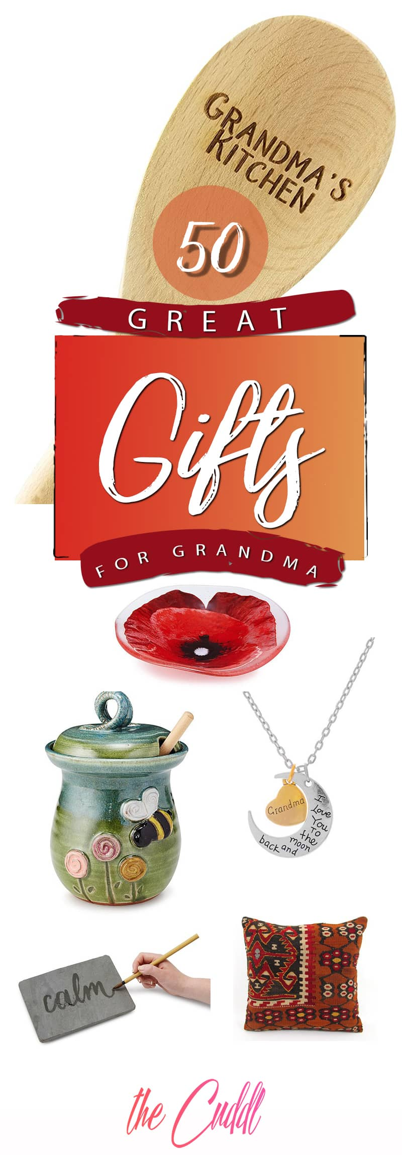 50 of the Best Gifts for Grandma That She Will Love