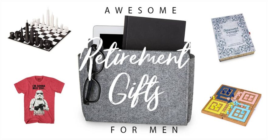 50 Unique Retirement Gifts for Men That No One Else Will Think Of