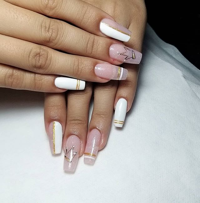 Excellent and Classic Nail design