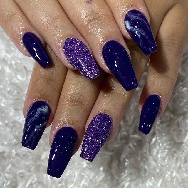 Beautiful and Gorgeous Nail Design Idea