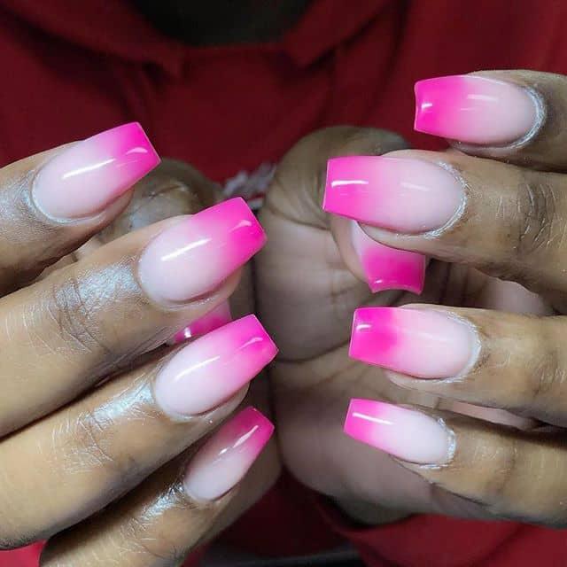 Cute Neon Graffiti-Themed Nails by Dorita