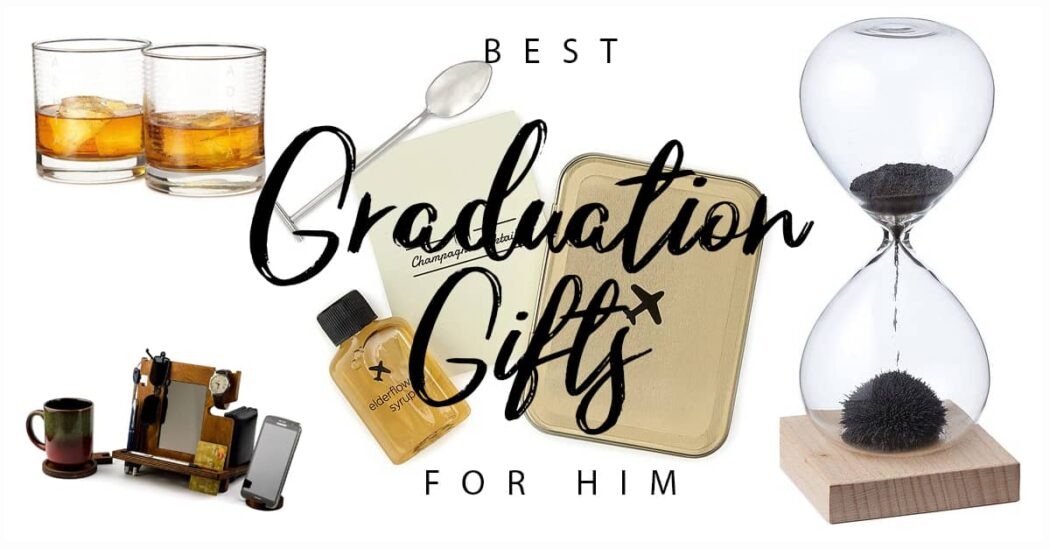 50 Fun Graduation Gifts for Him for His Big Day