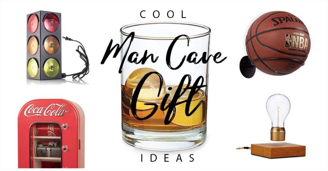 The 50 Best Man Cave Gifts for the Man in Your Life