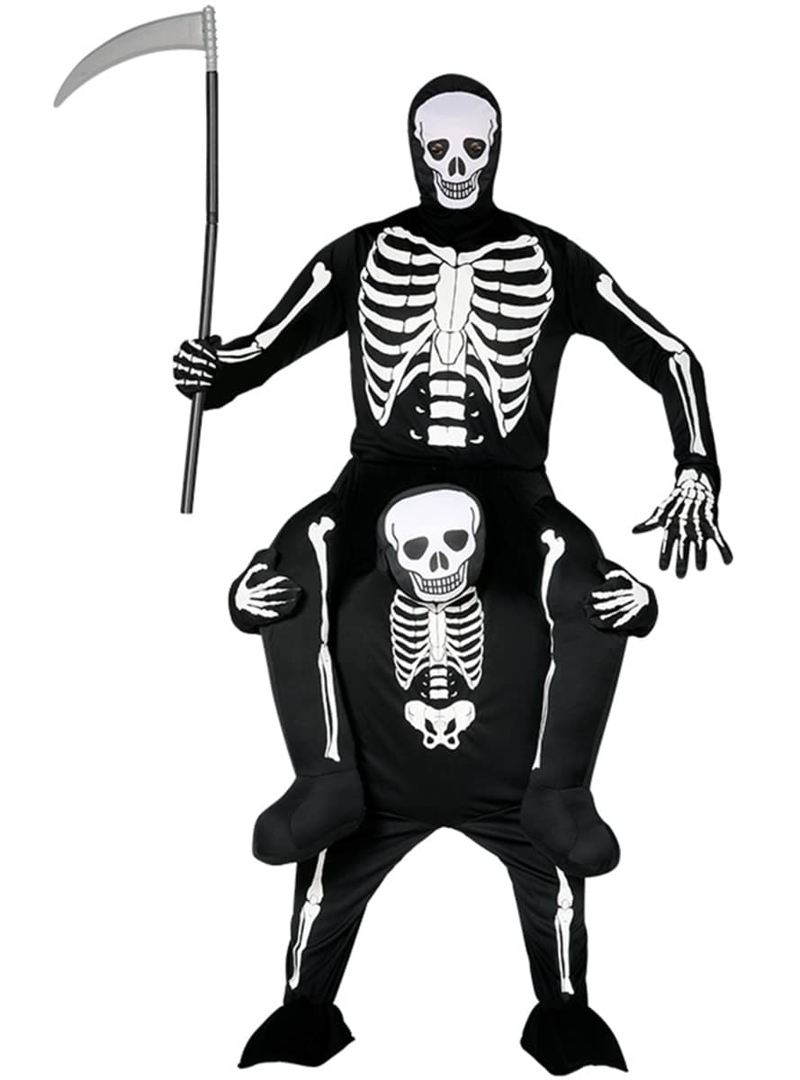 50 Best Halloween Skeleton Costume Ideas for Adults to Try i