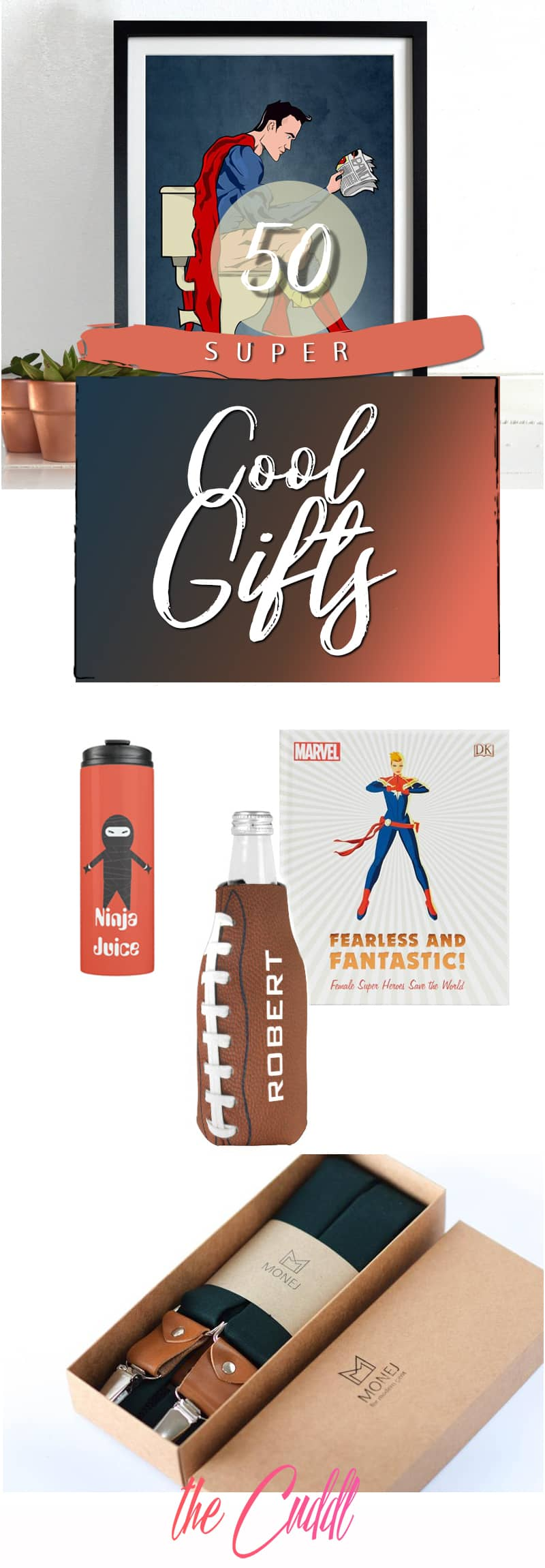 50 Totally Cool Gifts to Surprise a Loved One
