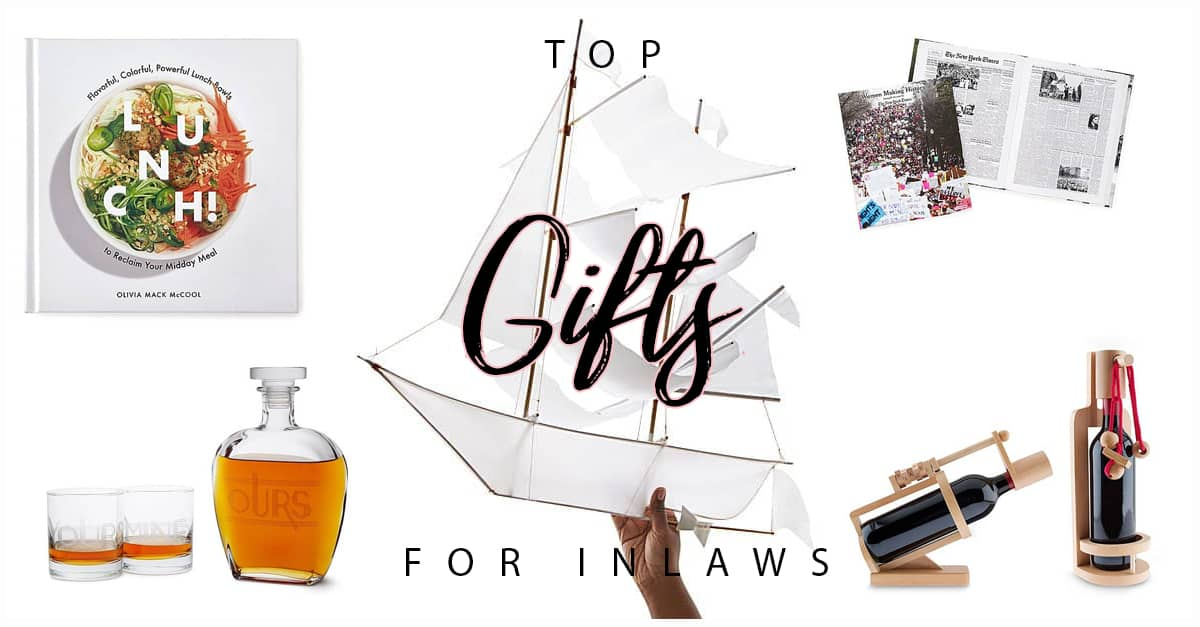 50 Gifts For Inlaws That Will Make You Their Favorite In 2020