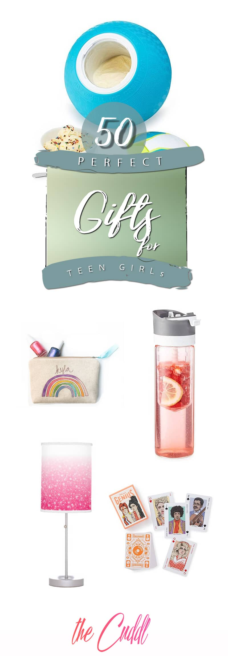 50 Best Gifts For Teenage Girls Who Have It All In 2020