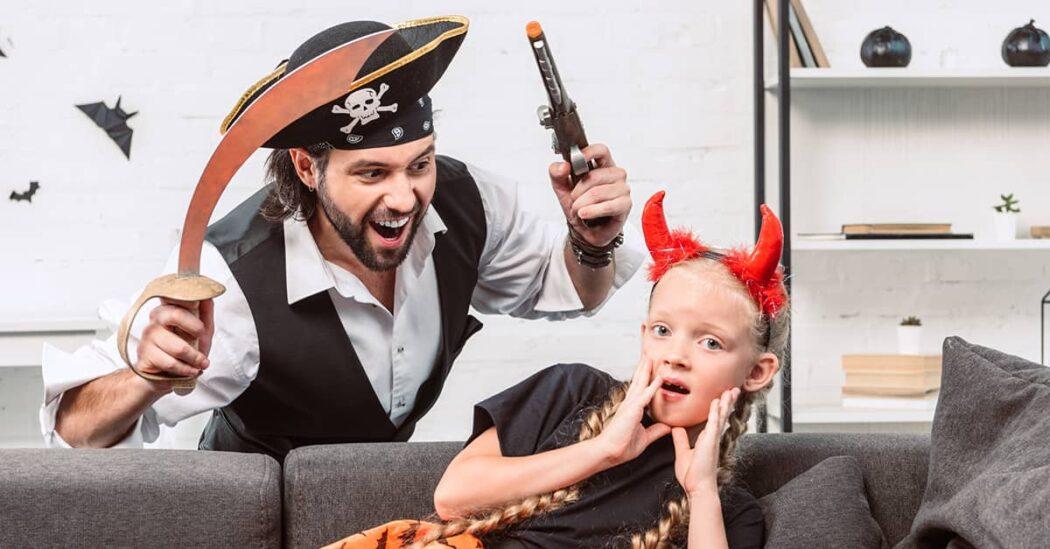 Best Halloween Pirate Costume Ideas For Men
