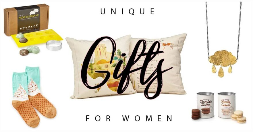 50 Unique Presents for Any Girl on Your List