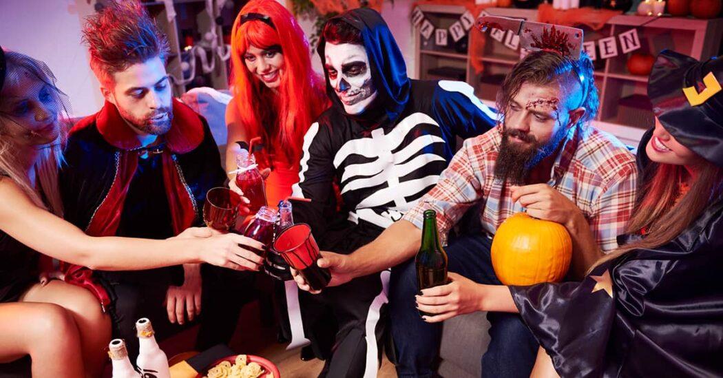 Funny Halloween costume ideas for men
