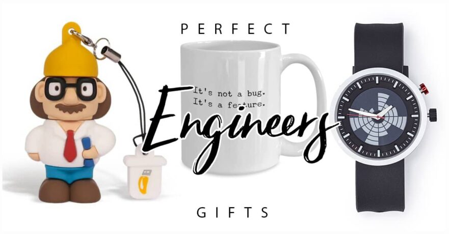 50 Perfect Gifts for Engineers to Make Their Gears Turn