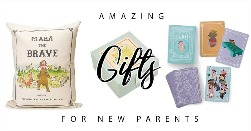 50 Awesome Gifts for New Parents for Memory Safekeeping