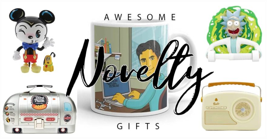 50 Novelty Gifts Just for the Fun of It