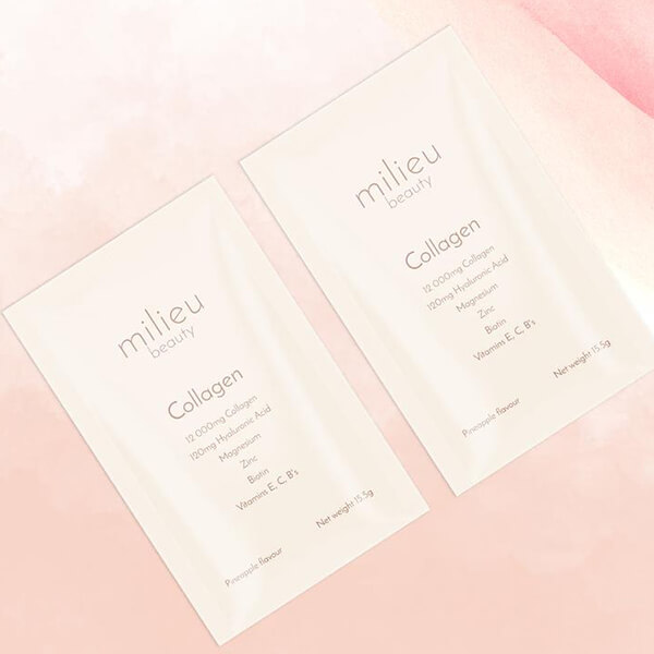 Milieu Beauty Collagen Drink