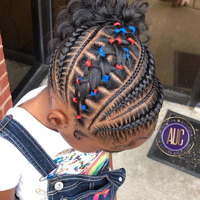 Captivating Braids For Young Ladies