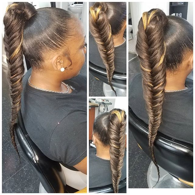 Long Hair, Don't Care Fishtail Braid