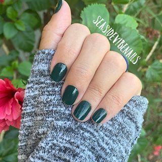 Short But Sweet Forest Green