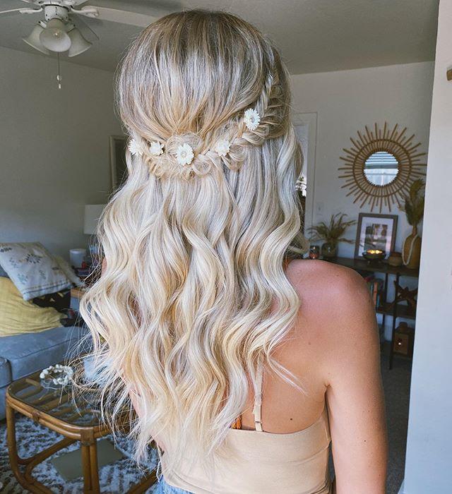 Bridal Bohemian Fish Braided Crown