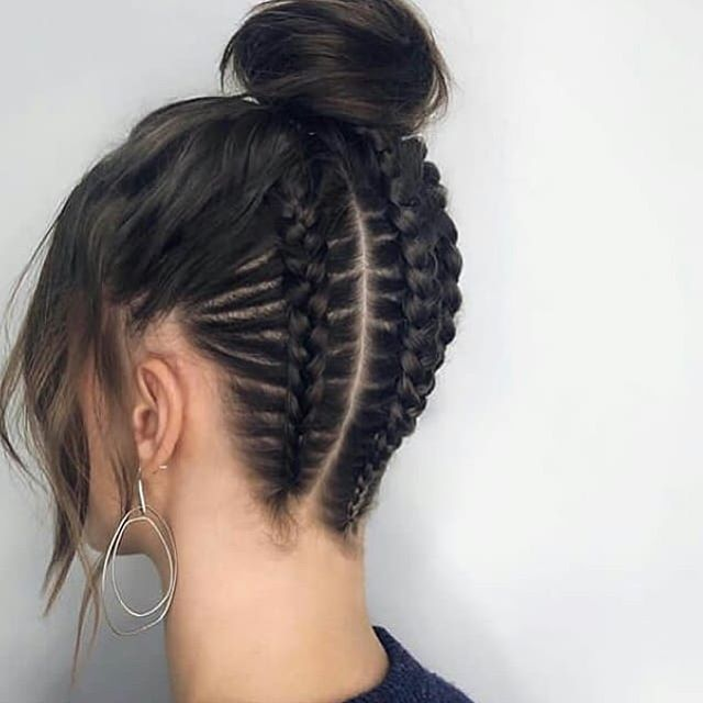 Creative Braids For Young Women