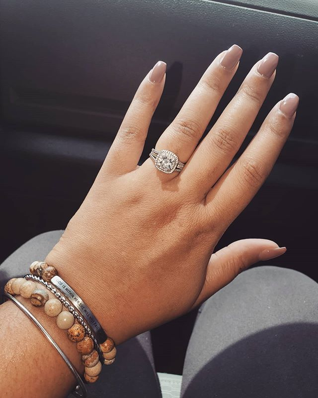 Classy, Simple Taupe and Gloss