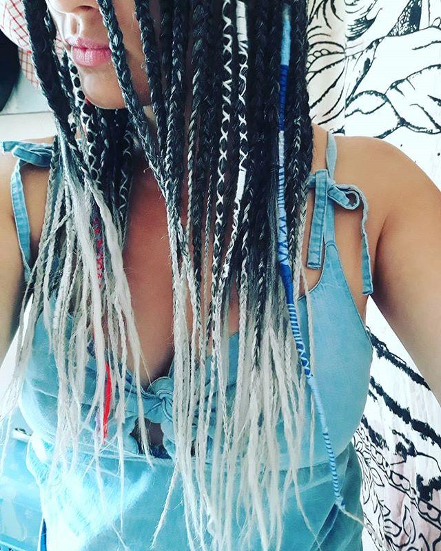 Striking Braid Idea For Girls