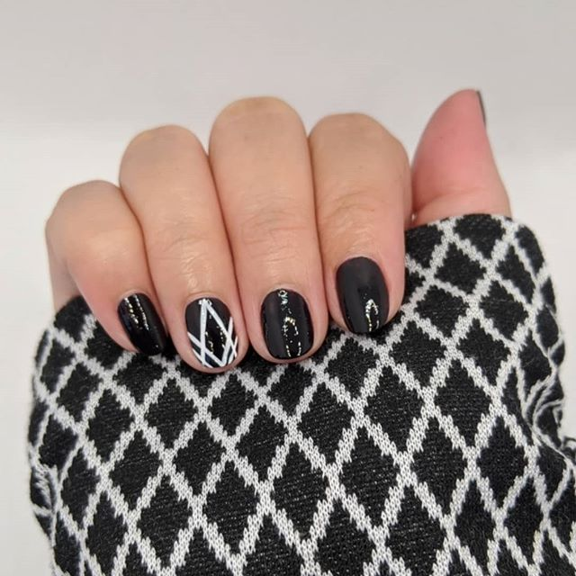 Simply Spooky and Alluring Fall Nail Colors