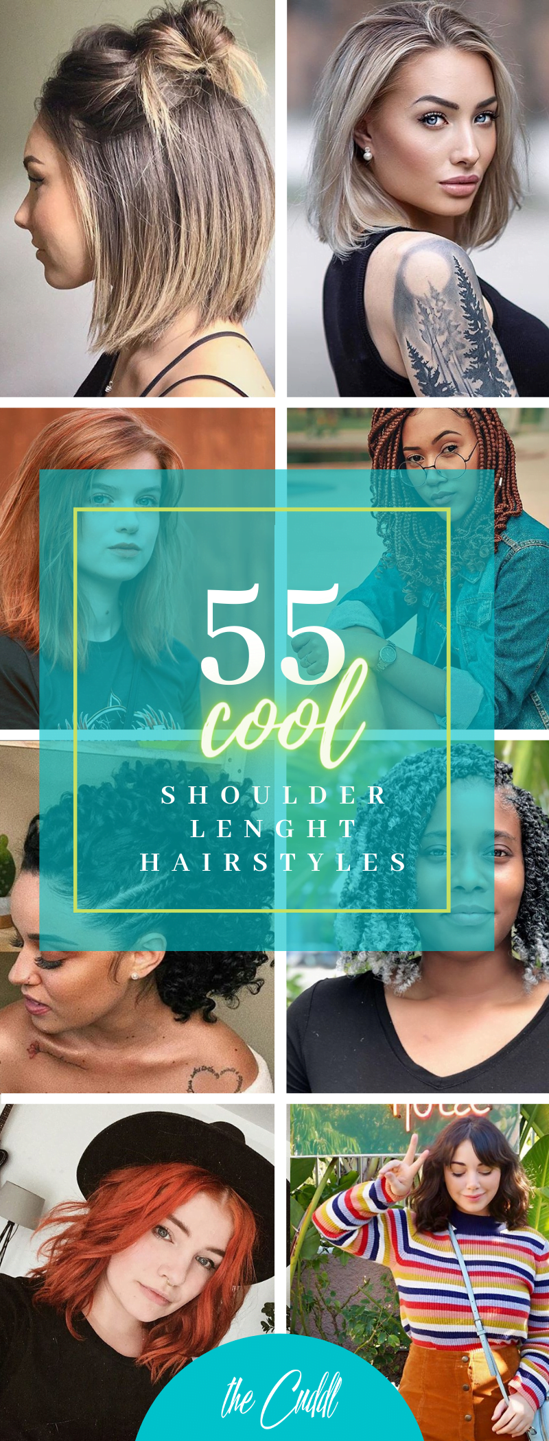50 Timeless Shoulder-length Hairstyle Ideas to Inspire You to Take the Plunge