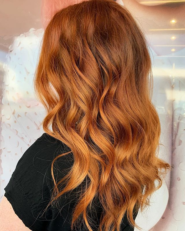 One of the Best Copper Hair Color Ideas