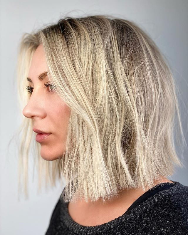 Best Blunt Cut Bob Hairstyle Ideas for Boss Babe