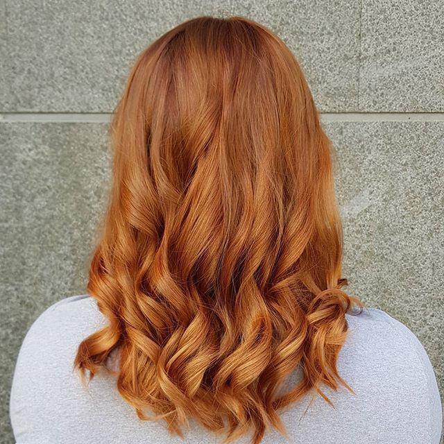 Omg, I'm Copper And Orange