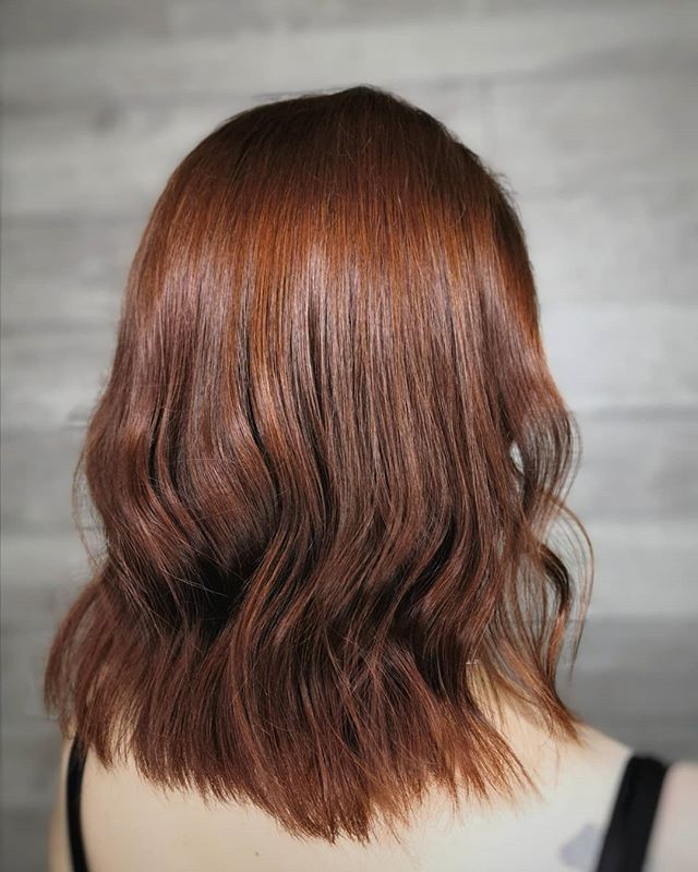 Medium-Length Shag for Fine Hair