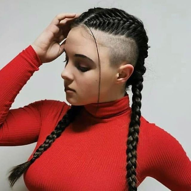 Bold and Braid Contrast