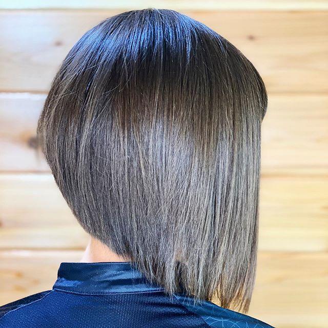 Ultra-Long Asymmetrical Hair Idea