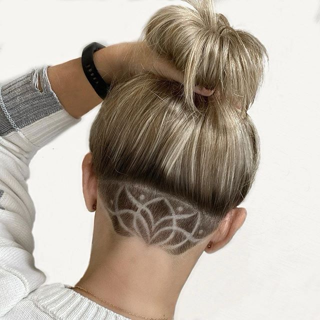 Thick Shaved Lotus for Thick Hair