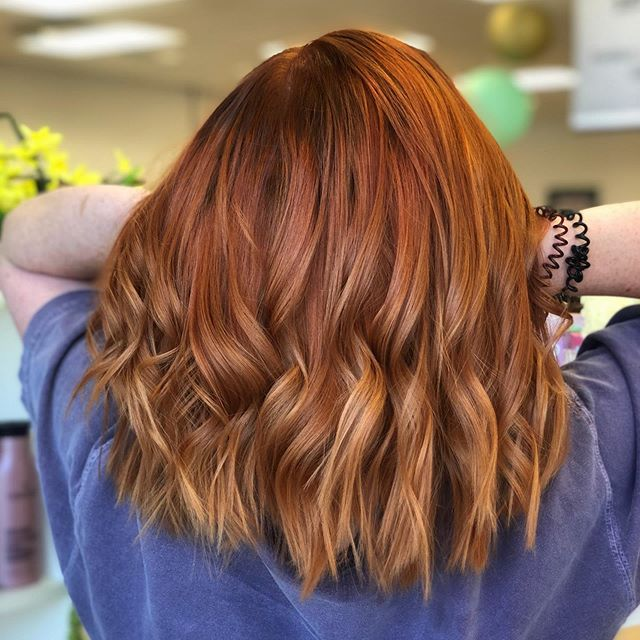 Let Your Hair Down With Copper