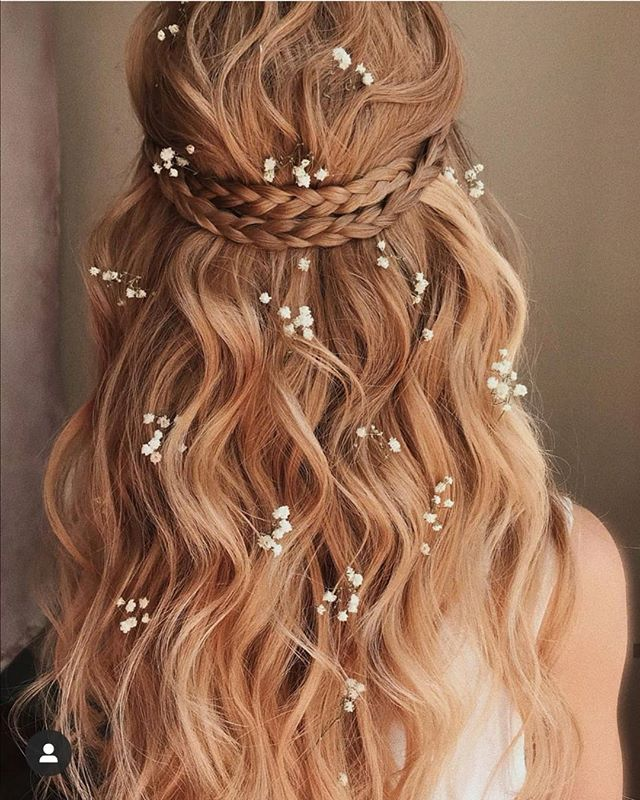Romantic Waves for Dreamy Bridal Hairstyles