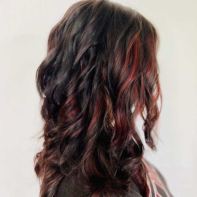 Bold, Red, Eye-Catching Highlights For You
