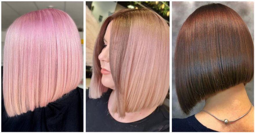 Best Blunt Cut Bob Hairstyles