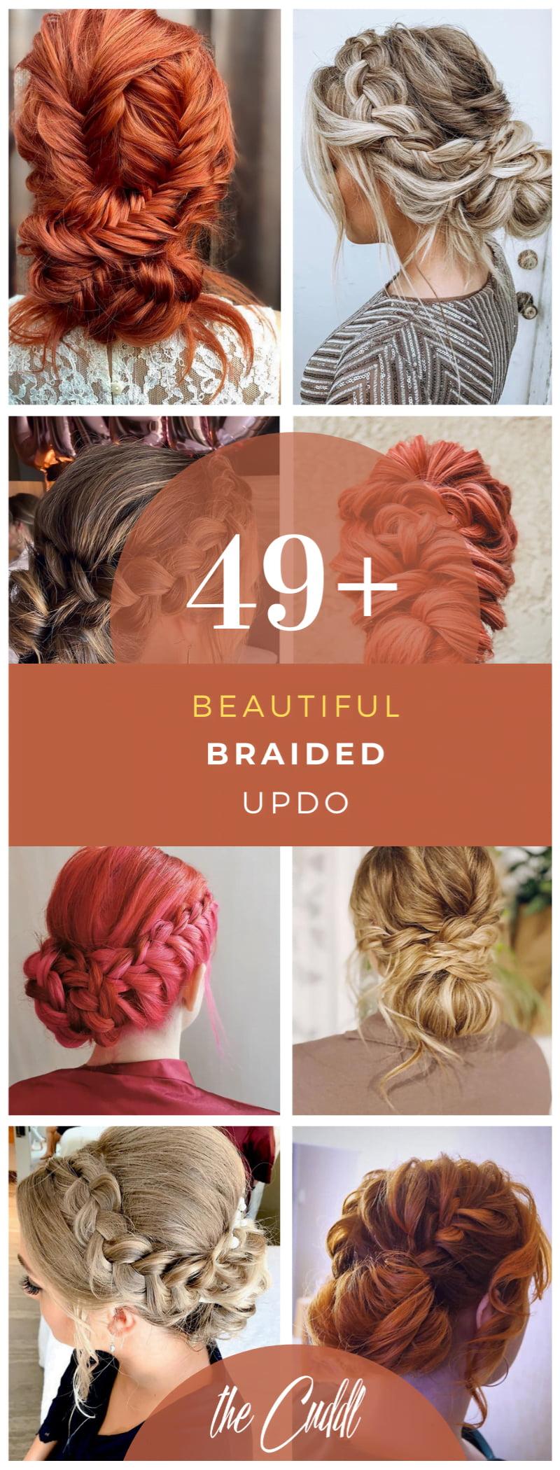 Best Braided Updos