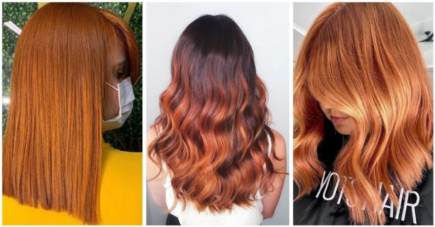 Best Copper Hair Colors