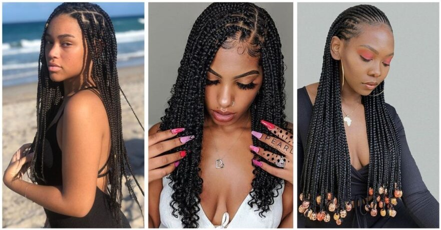 Best Cornrow Braid Ideas