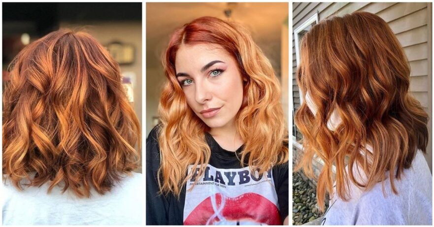 Best Red Hair Color Styles