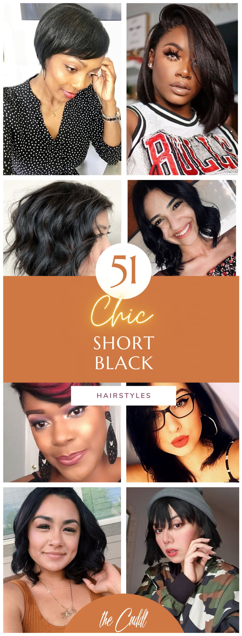 51 Best Short Black Hair Ideas To Inspire You In 2020